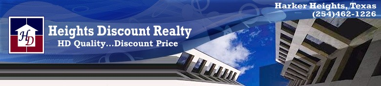 Harker Heights Discount Real Estate
